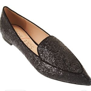 Sole Society 'Cammilla' pointed toe slipper flat